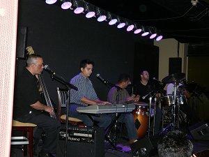 Salsa Music Live